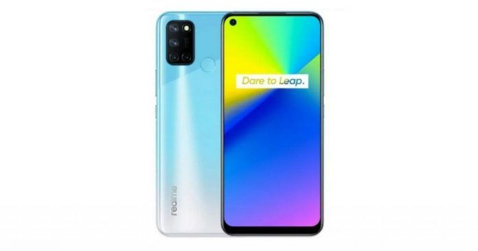 Realme 7i India Launch Tipped