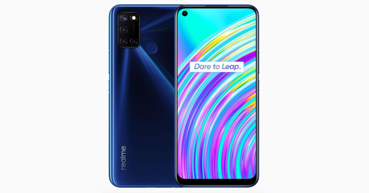 Realme C17 with 90Hz Display, 18W Fast Charging Support ...
