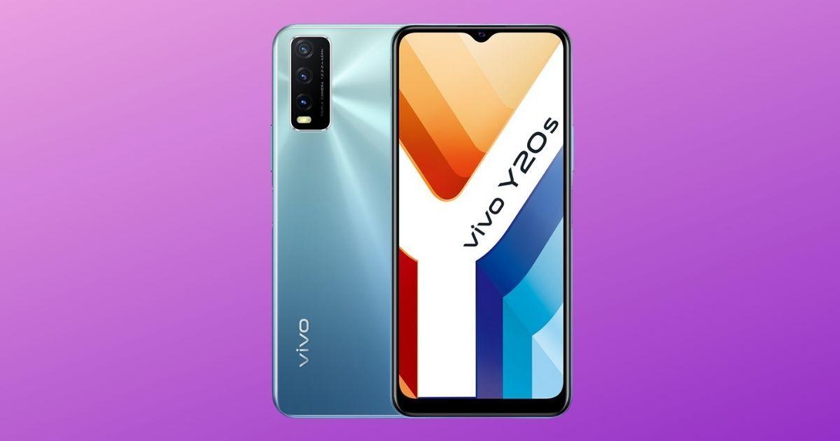 ویوو از جدید ترین تلفن هوشمند Vivo Y20s به زودی رونمایی می کند