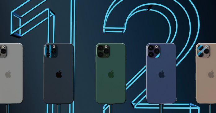 Apple iPhone 12 leak