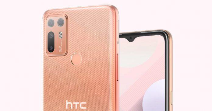 Representative image: HTC Desire 20 Plus