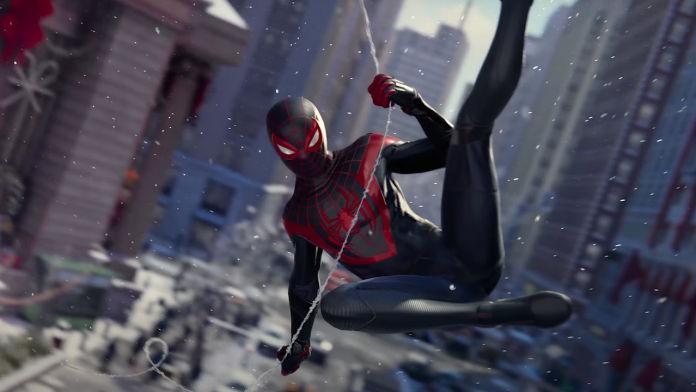 Spider-Man: Miles Morales screenshot