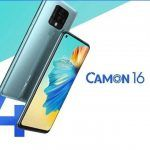 Tecno Camon 16 launch