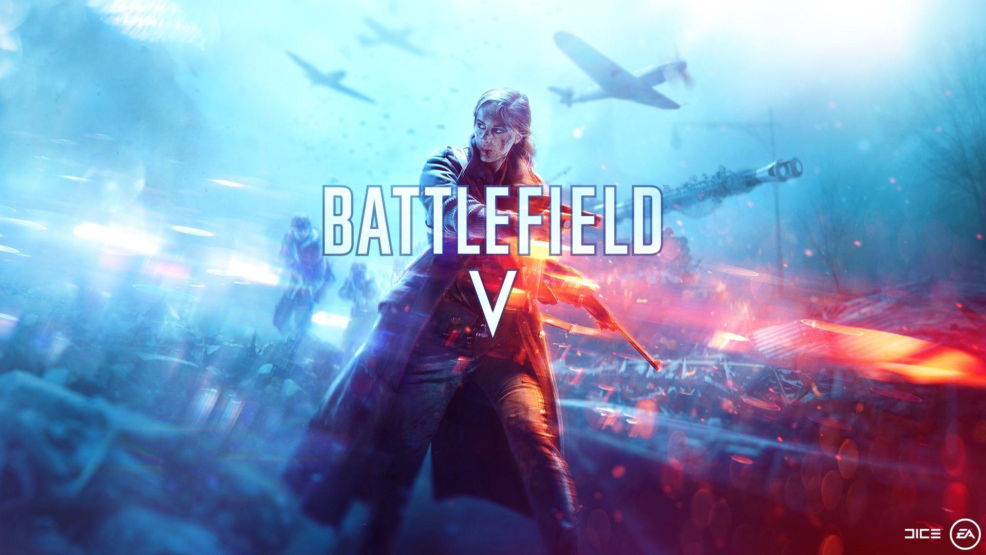 Battlefield V promo image
