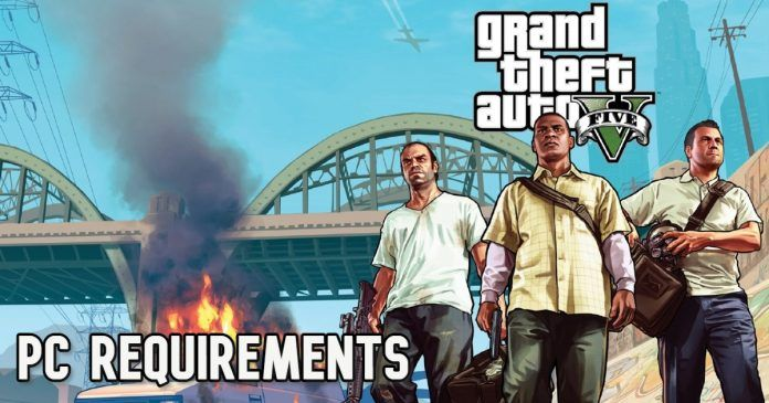 GTA 5 System Requirements