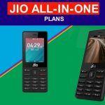 JioPhone prepaid plans