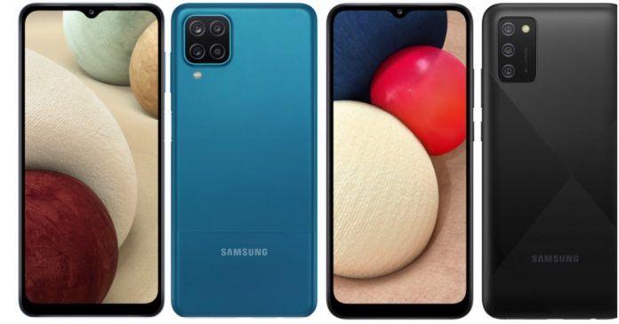Samsung Galaxy A02s, Galaxy A12