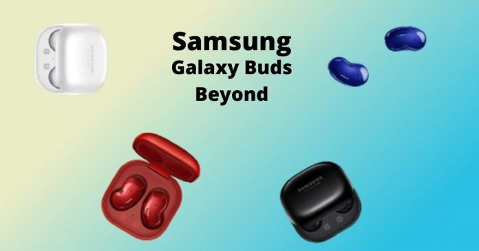 Samsung Galaxy Buds Beyond