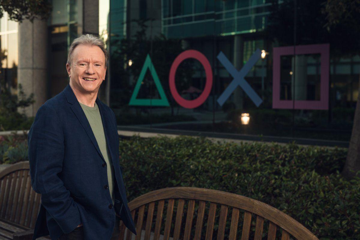 Sony CEO Jim Ryan
