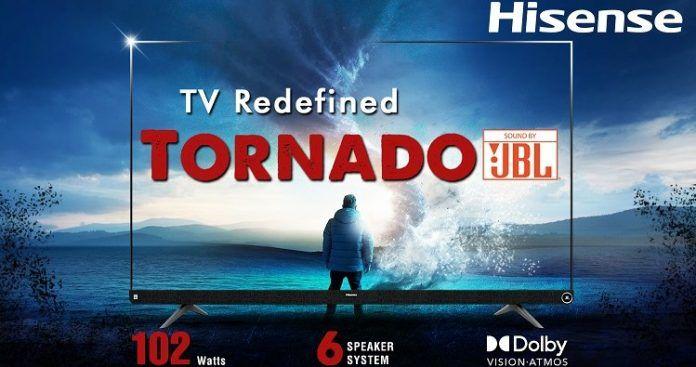 Hisense Tornado