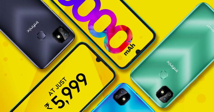 Infinix Smart HD India Price
