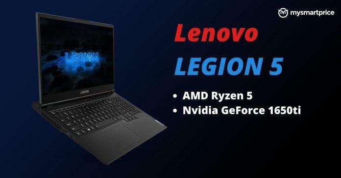 Lenovo Legion 5
