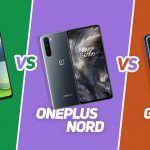 Moto g 5G vs OnePlus Nord vs Samsung Galaxy M51