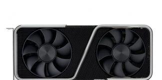 NVIDIA GeForce RTX 3060 Ti Front