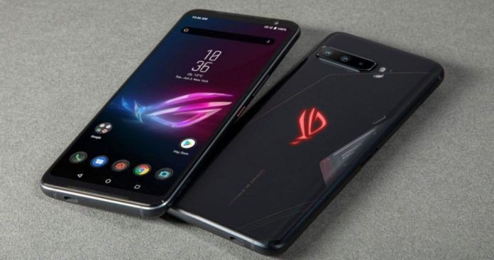 ASUS ROG Phone 5 gets TENAA certification, certain specifications revealed