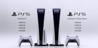 Sony PlayStation 5 price