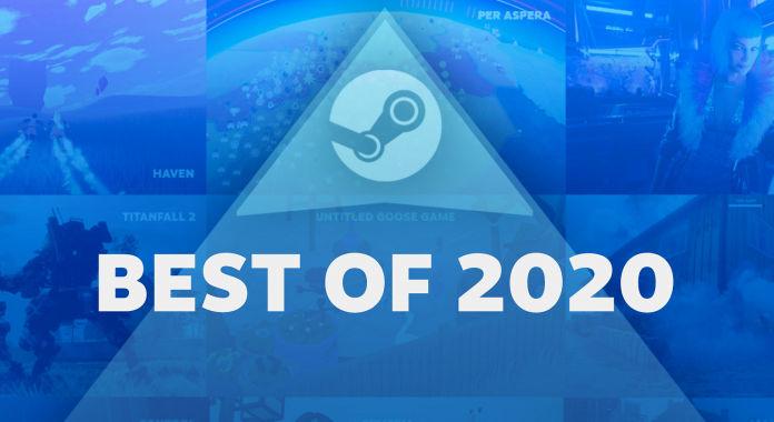 Steam best of 2020