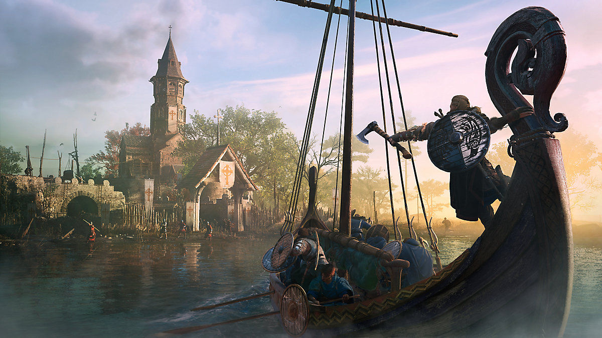 Assassins Creed Valhalla, PlayStation Store Sale