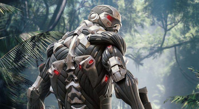 New Crysis game image