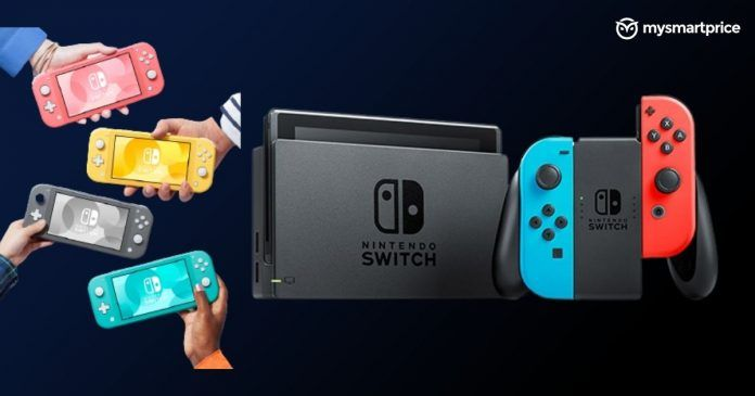 Latest Switch Firmware Reveals First Switch Pro Details