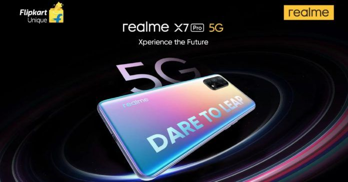 Realme X7 price leaks ahead of the official February 4 launch