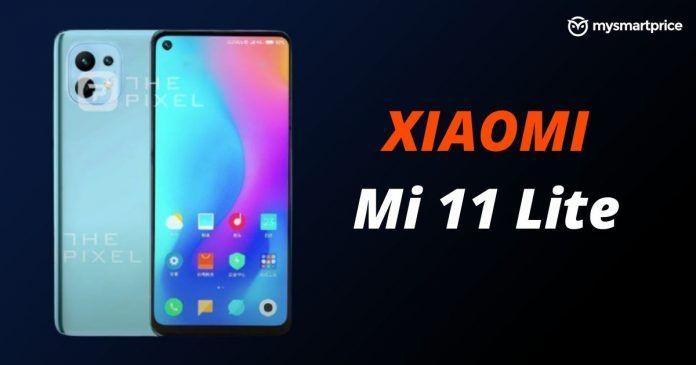 Mi 11 Lite Launch