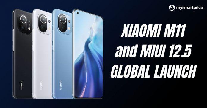 Mi 11 Global Launch