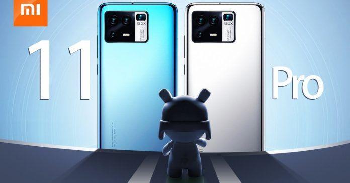 Xiaomi Mi 11 Pro leaked poster