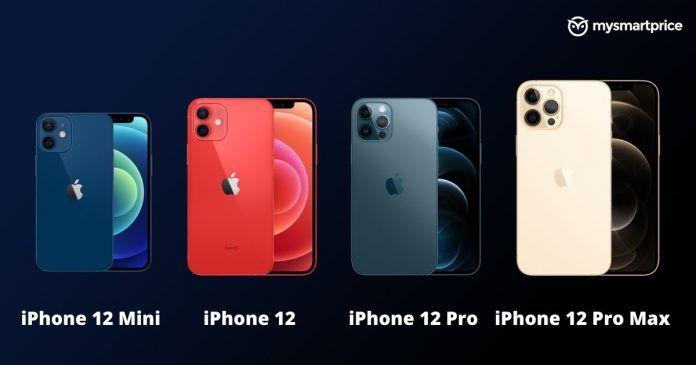 IPhone 12 Dominates Apple Smartphone Sales