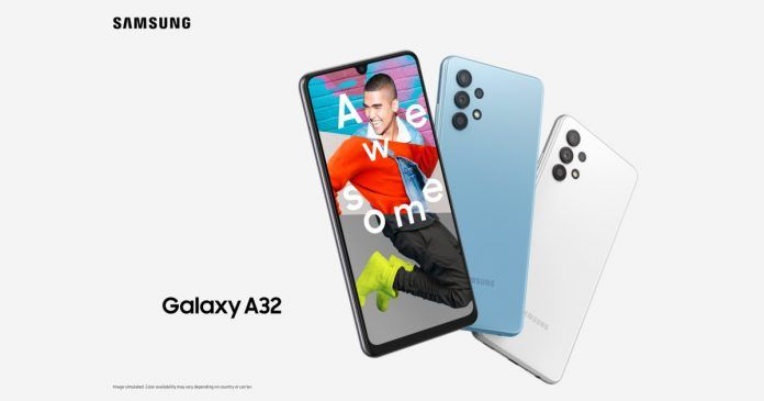 Samsung Galaxy A32 launched in India