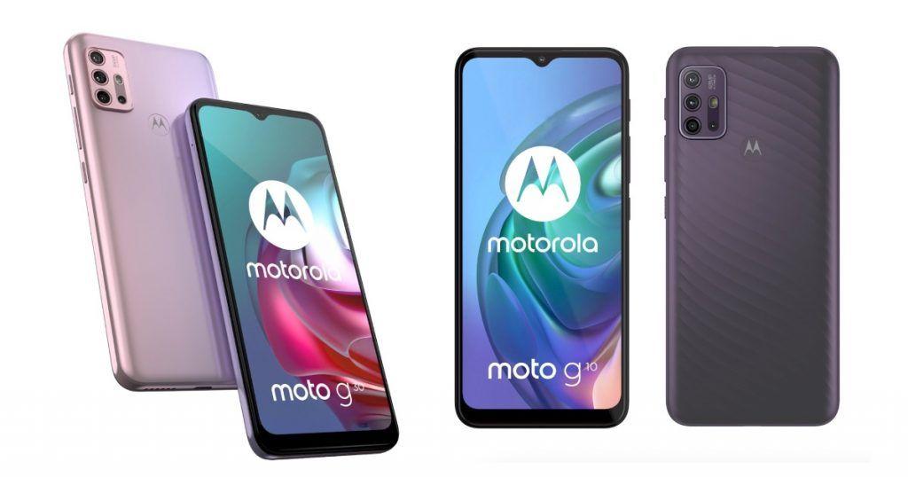 Moto G10, Moto G30