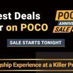POCO Anniversary Sale