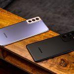 Samsung Galaxy S21+, Samsung Galaxy S22 / Samsung One UI 4 Samsung Galaxy S22+