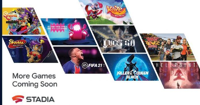 Fifa 21 Far Cry 6 And 100 More Games Coming To Google Stadia In 2021 Here S The Full List