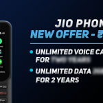 jio phone new