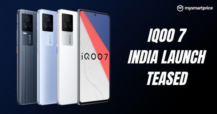 IQOO 7 India Launch