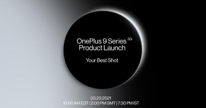 OnePlus 9 series launch