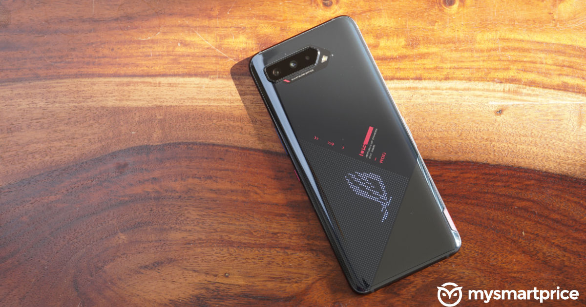 This is not the Asus ROG Phone 7. Image used for representation.