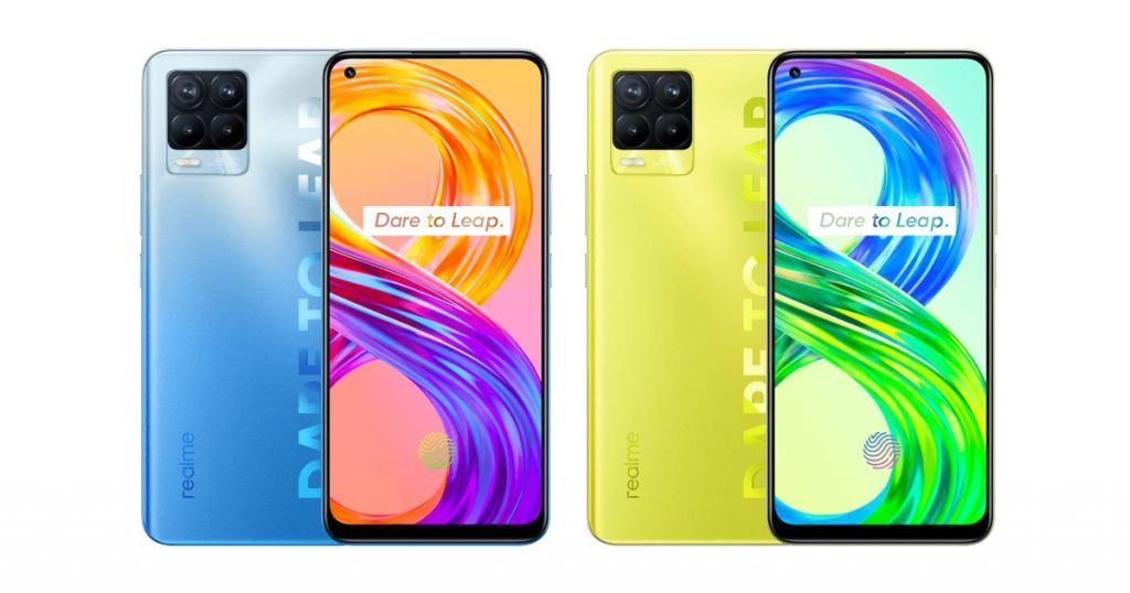 This is not the Realme 8 5G. Image used for representation.