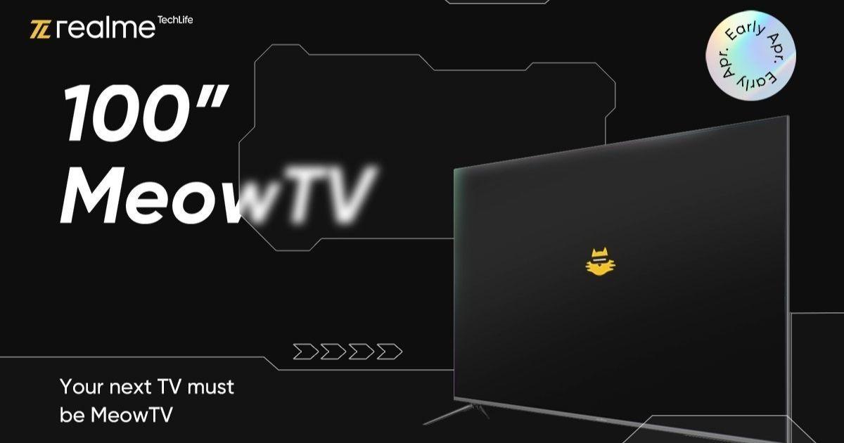 Realme MeowTV