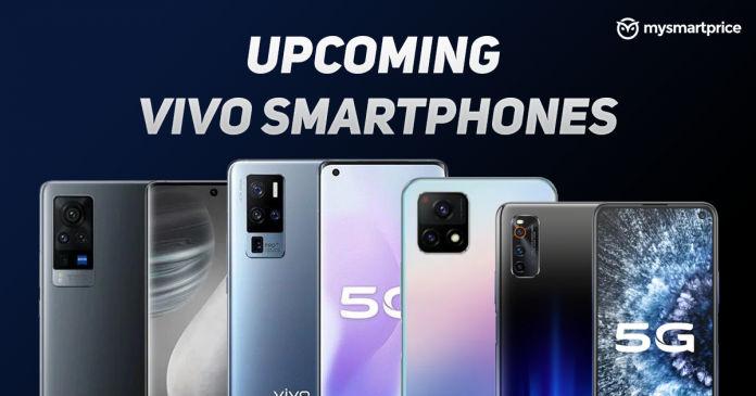 Upcoming VIVO Phones