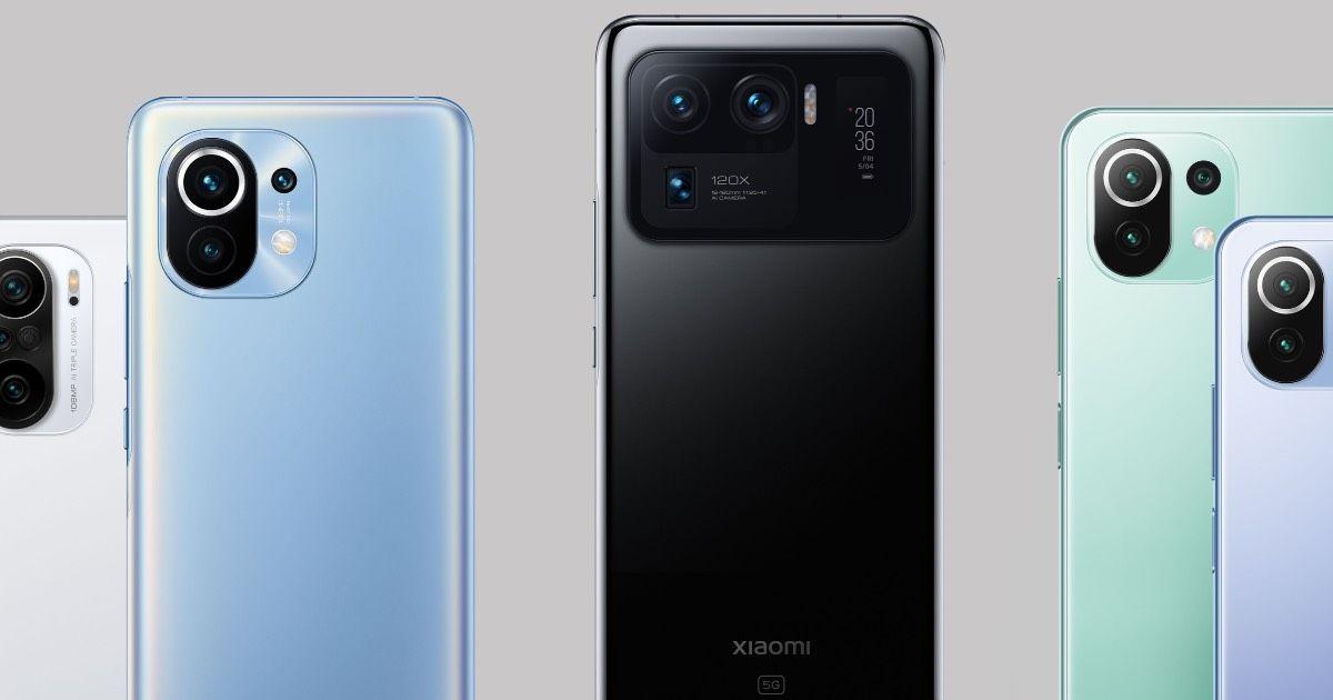 Xiaomi Mi 11 Ultra, Xiaomi Mi 11, Xiaomi Mi 11i, Xiaomi Mi 11 Lite