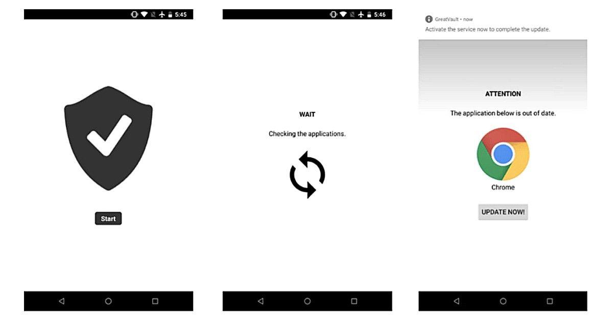 Android मैलवेयर BRATA