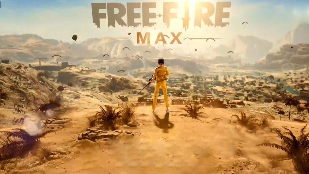 फ्री फायर मैक्स 1