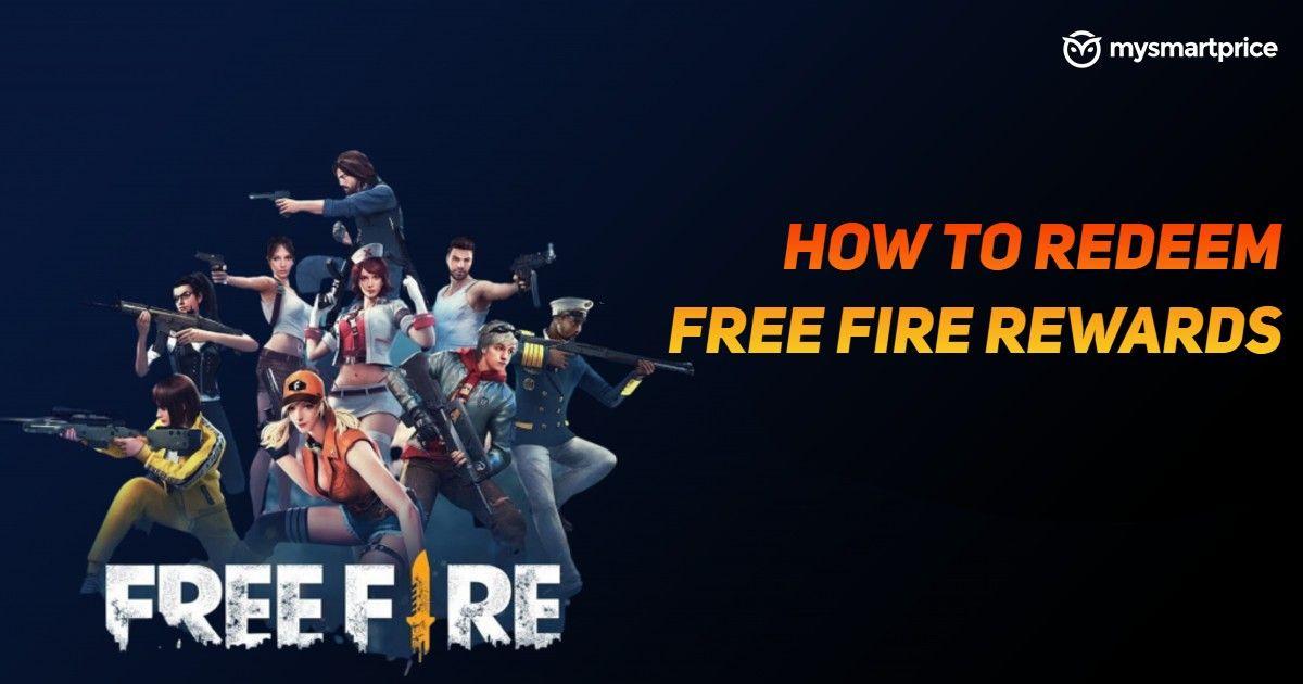 Free Fire Redeem Code List Today S Rewards And Codes How To Redeem On Reward Ff Garena Website August 15