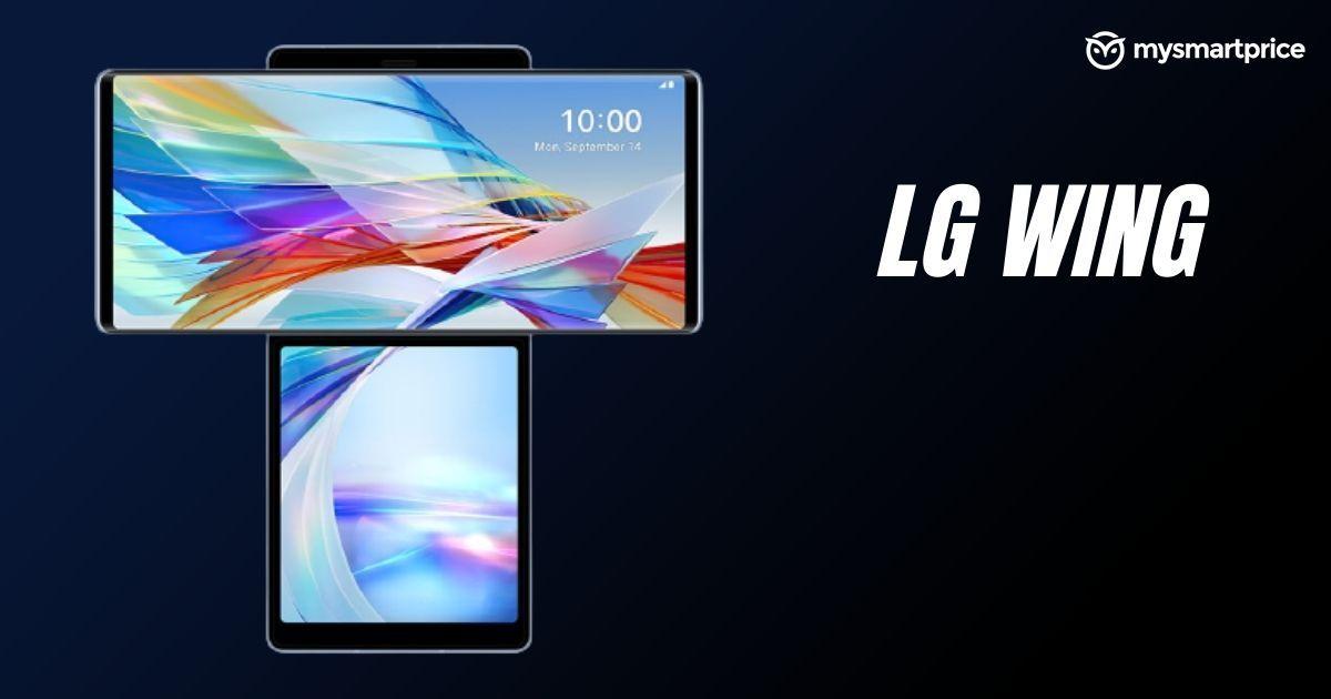 LG Wing Sale