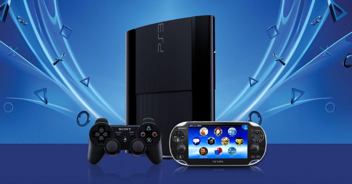 PlayStation Store PS3 PS Vita