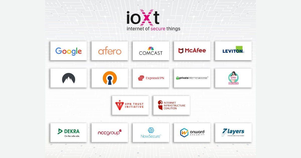 VPN on phone ioXt alliance