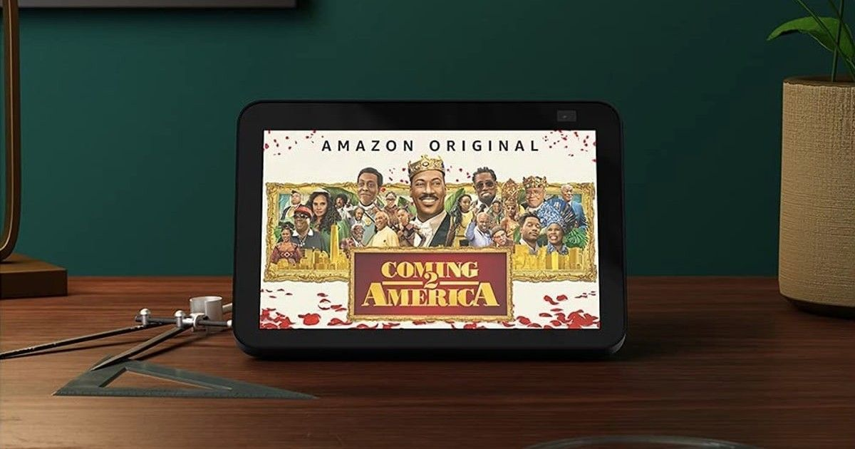Amazon Echo Show 5 8 2nd Gen