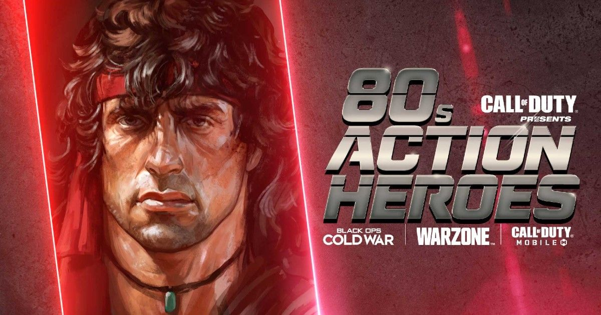 Call of Duty Mobile 80s Action Hero Update Now Out: New Map, Mode, Scorestreaks, Weapons and More